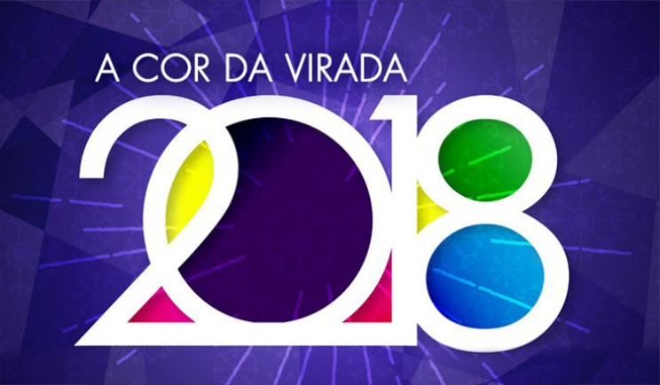 A cor ideal para usar no ano novo 2018